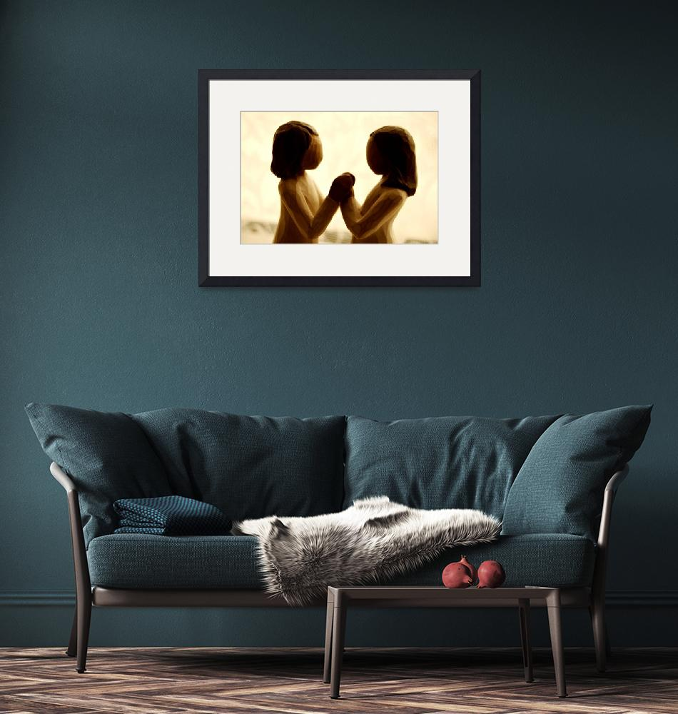 """""""Friends forever""""  (2010) by milesphotography"""