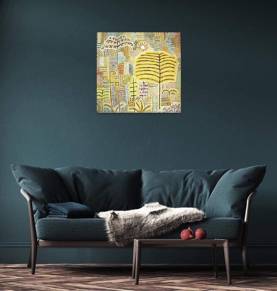 """""""Kitti Narod Living with Fern""""  by ThaiFineArt"""