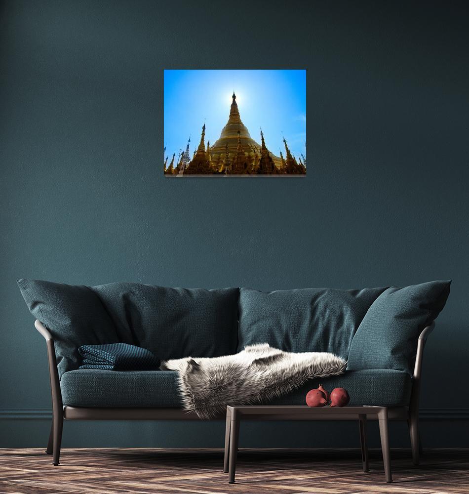 """SchwedegonPagoda""  by DanLipow"