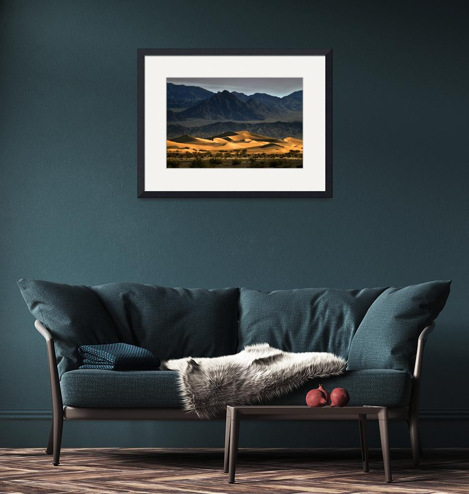 """""""DEATH VALLEY DUNES 11""""  by jody9"""