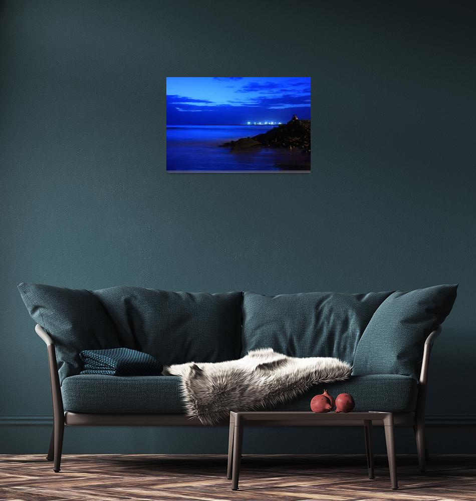 """The Beach""  (2008) by Christon"