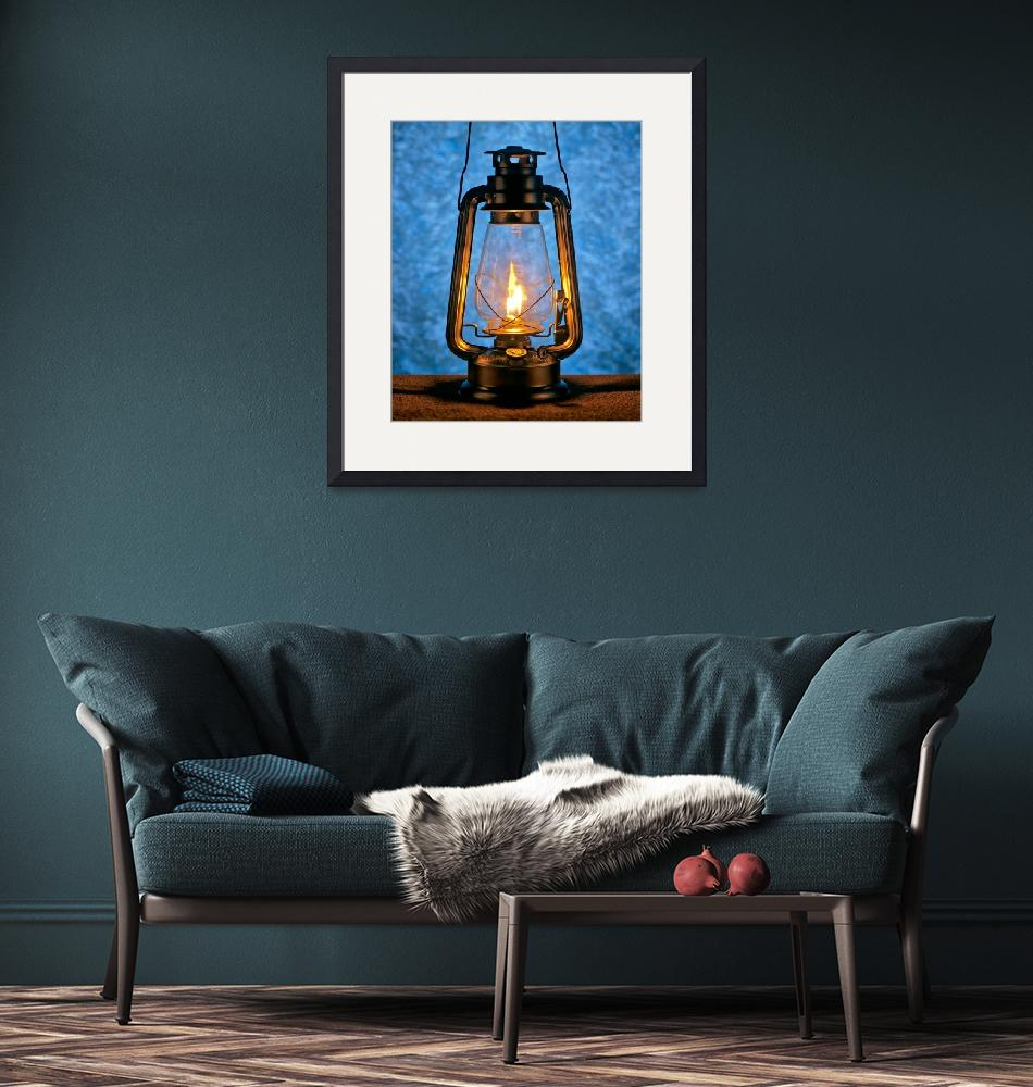 """Oil Lantern""  by craigbrewer"