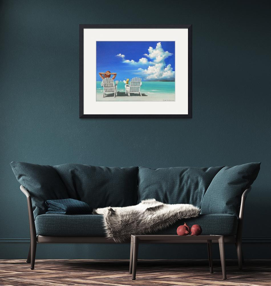"""""""Watching Clouds""""  (2003) by sgnarts"""