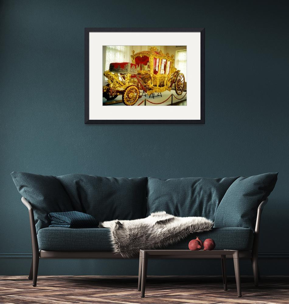"""""""Carriage of Gold""""  (2006) by rayjacque"""