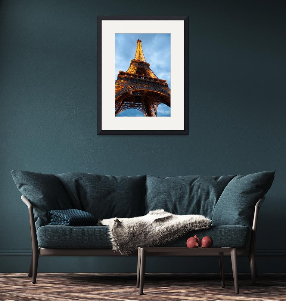 """Eiffel Tower""  (2013) by pkotter"
