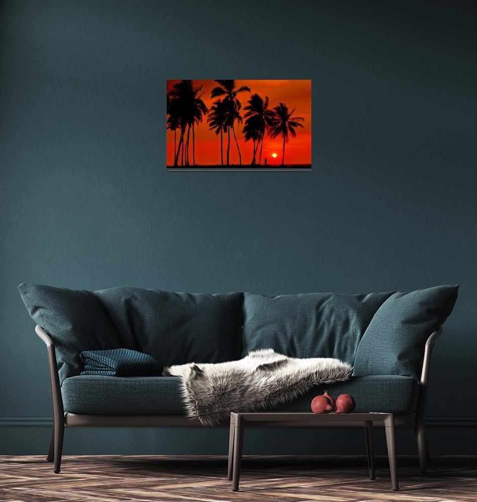 """Sunset""  by horiapopan"