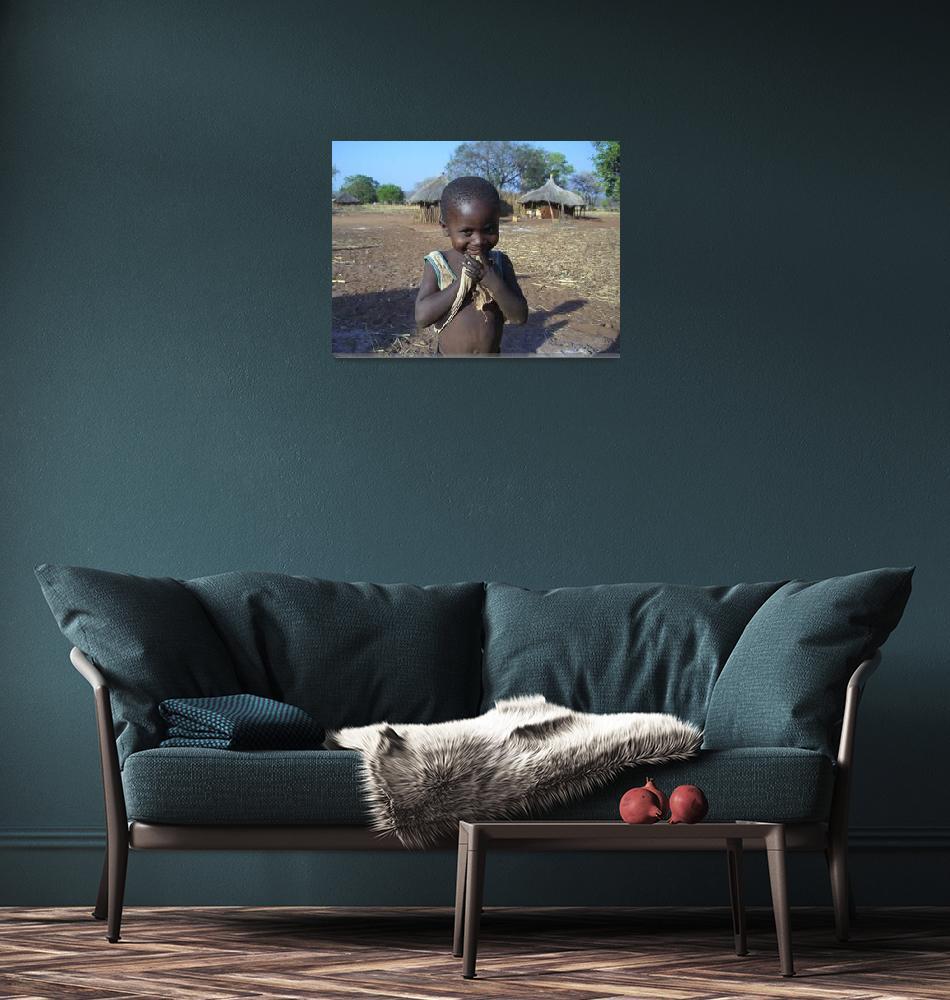 """African Children""  (2008) by InspiringImages"