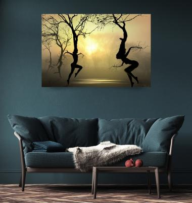 <b>Dancing Trees</b> by Igor Zenin (2009)