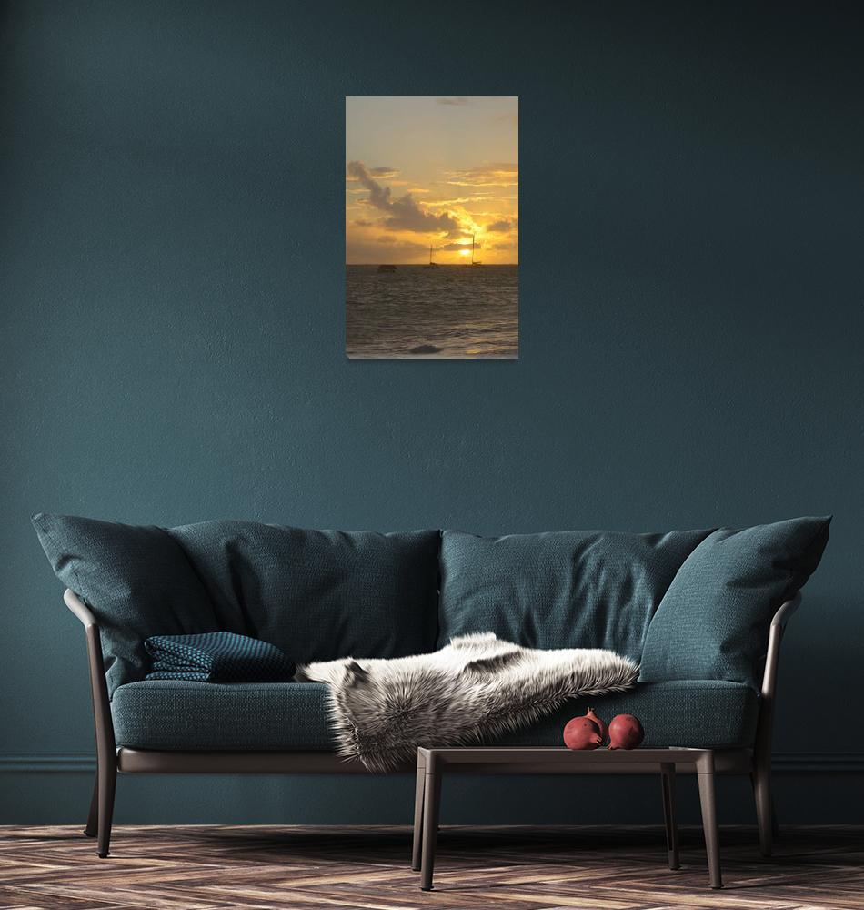 """Dominican Sunrise 4""  (2014) by JokrG"