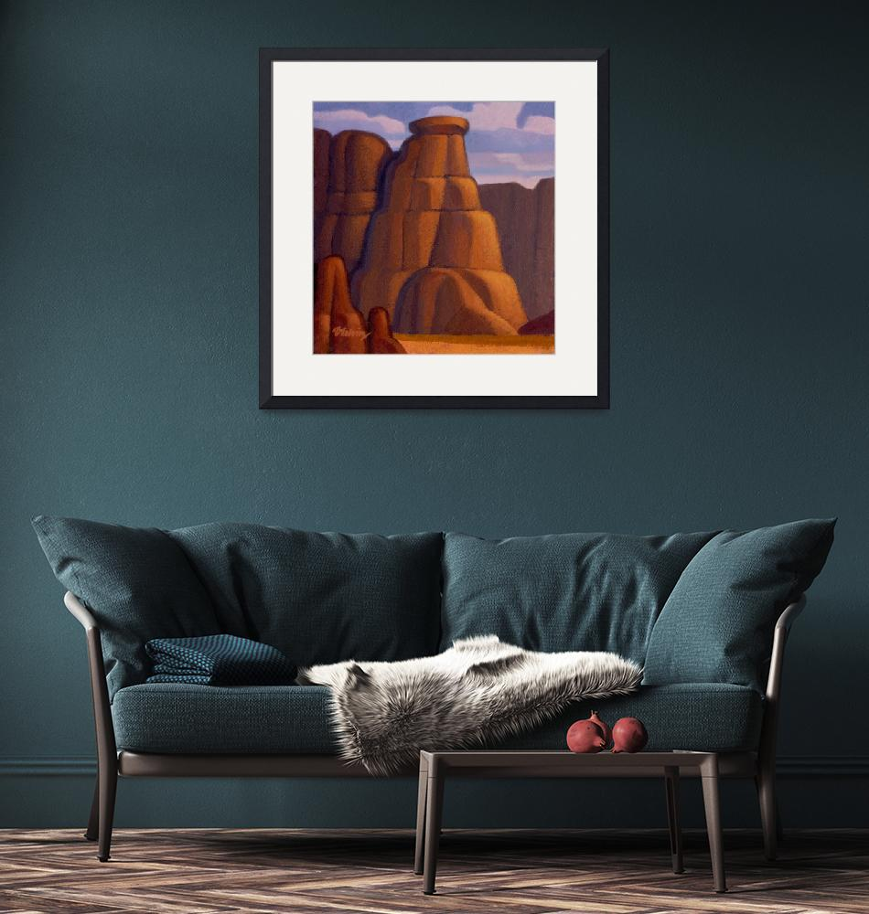 """""""Canyon Sentinel""""  (2008) by robcolvin"""
