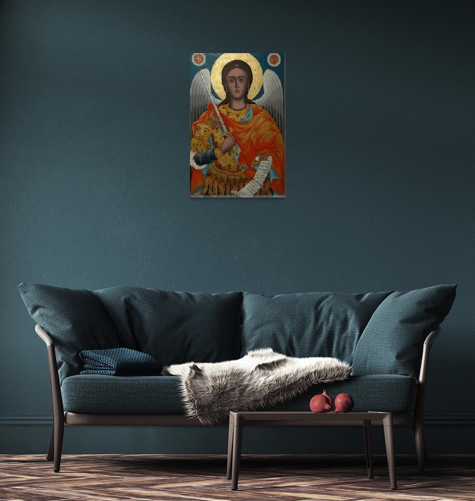 """""""Icon V""""  (2006) by alexpetkov"""
