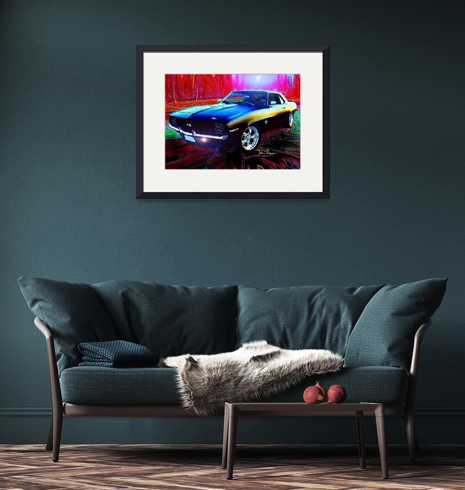 """69 Camaro SS 396""  (2012) by jt85"