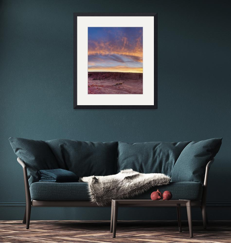 """""""Fire Panoramic one of three""""  by artlicensing"""