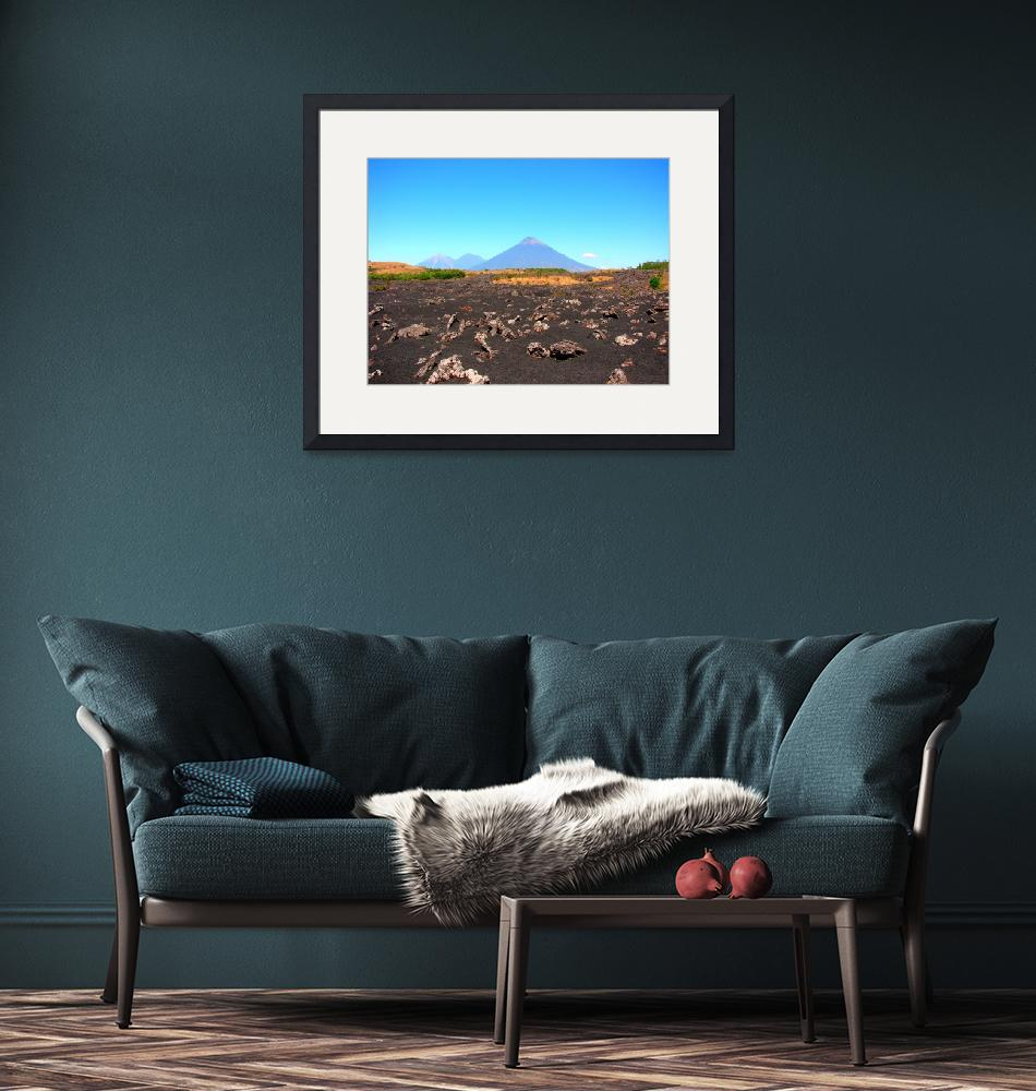 """""""Volcan""""  (2009) by Jessica519"""