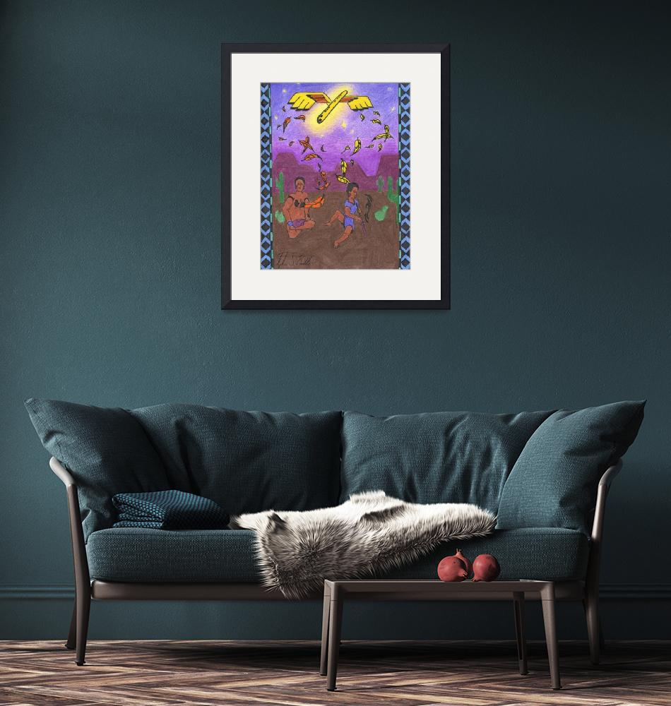 """""""Body and Soul Fine Art Poster""""  by tjk-art-posters"""