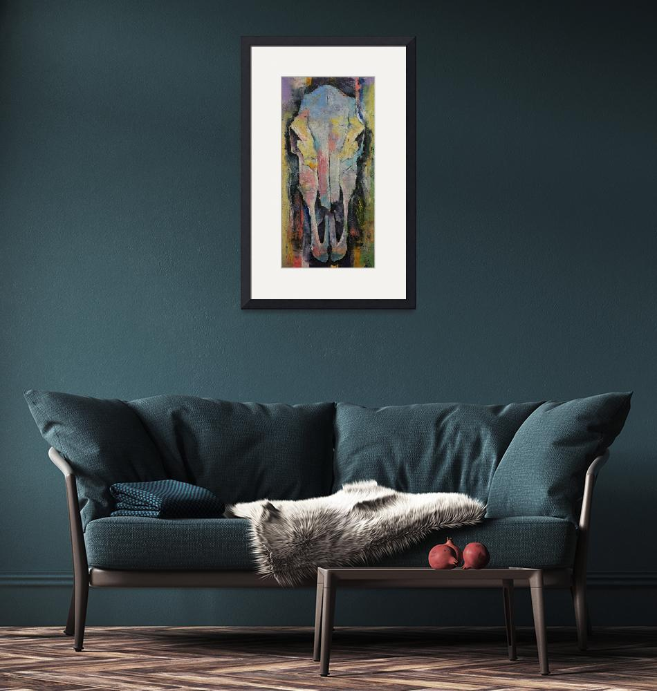 """""""Horse Skull"""" by creese"""