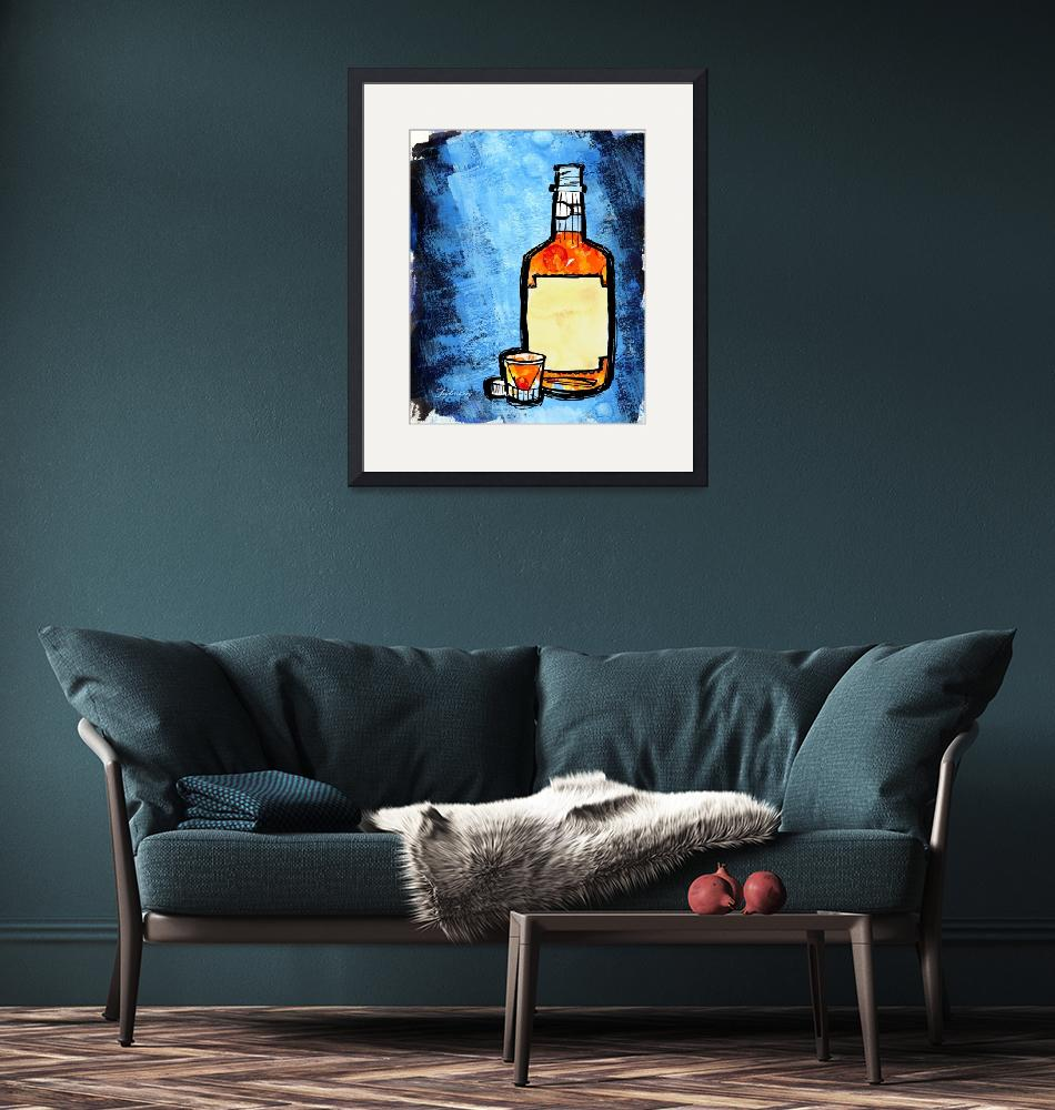 """""""Tennessee Whiskey""""  (2007) by howyadoin"""