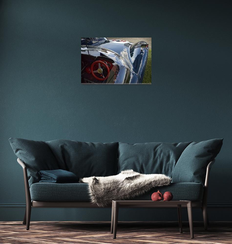 """""""1961 Lotus Monte Carlo""""  (2010) by JeffBlackwell"""