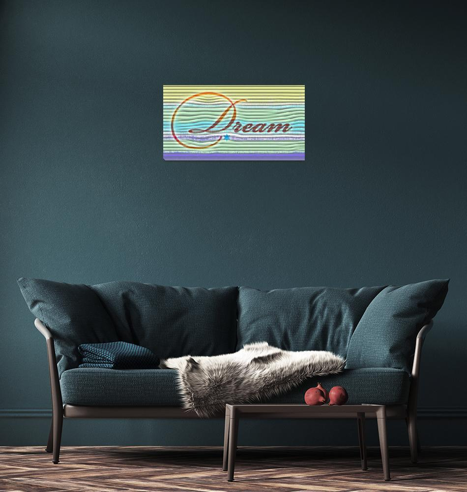 """""""dream lines pastel""""  by lizmix"""