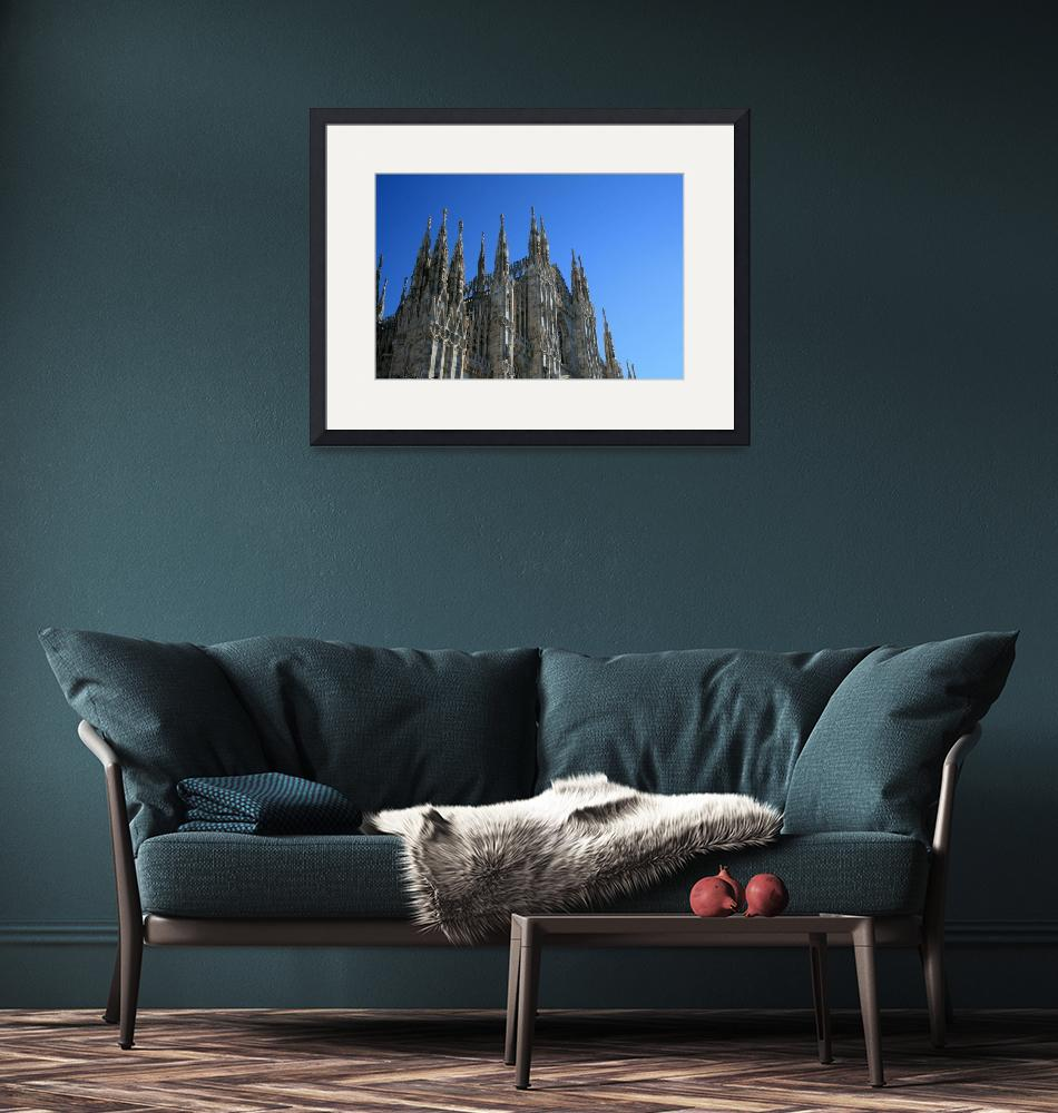 """""""Duomo Cathedral in Milan""""  by weim"""