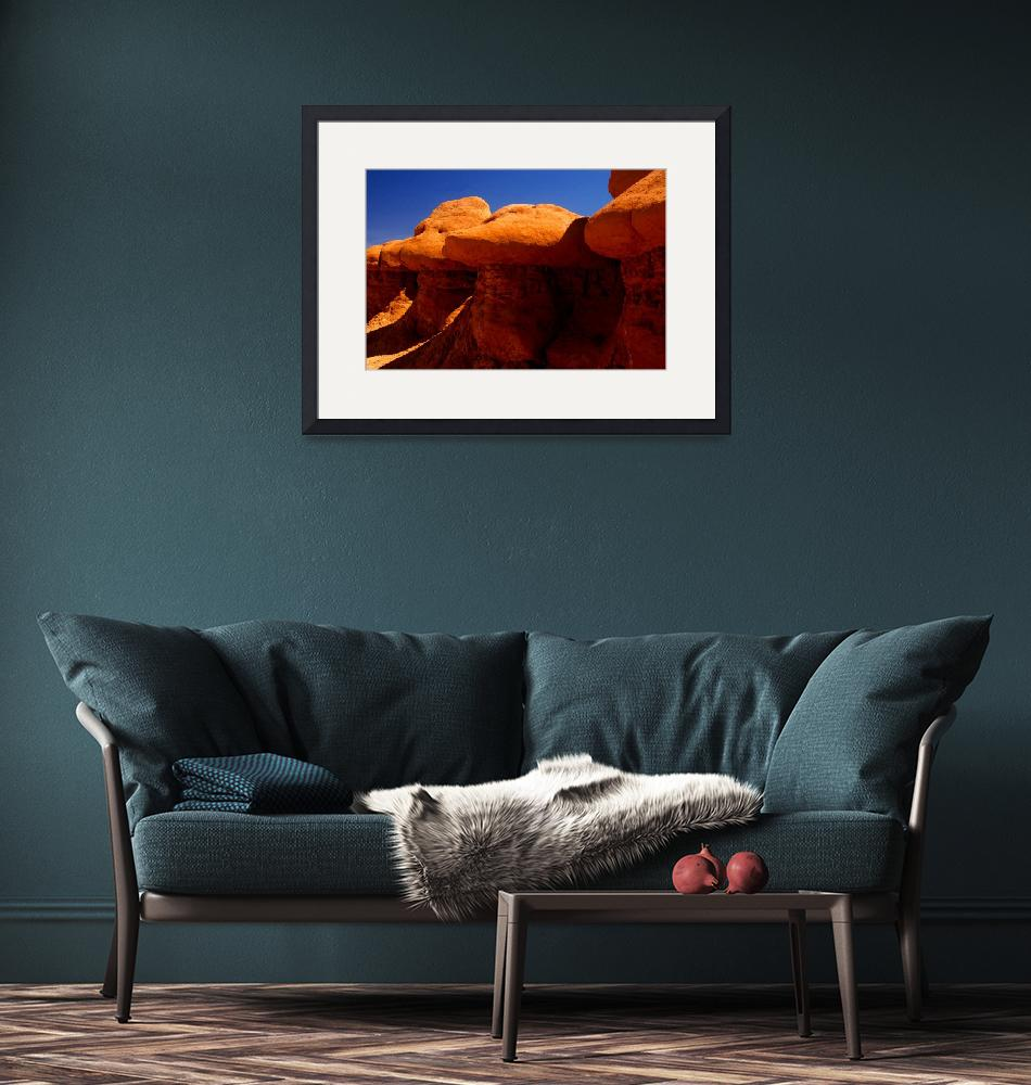 """""""Goblin Valley""""  (2007) by jwoodphoto"""