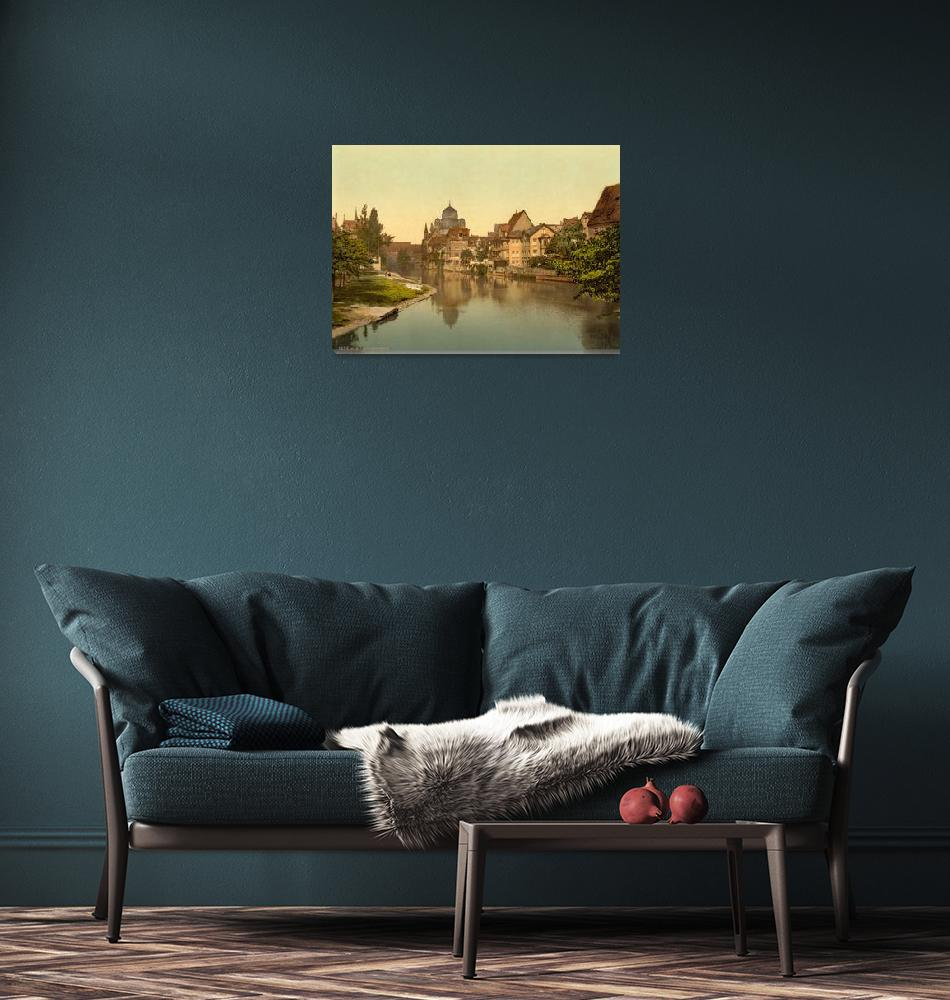 """""""Willen Collection Framed Print""""  by buddakats1"""