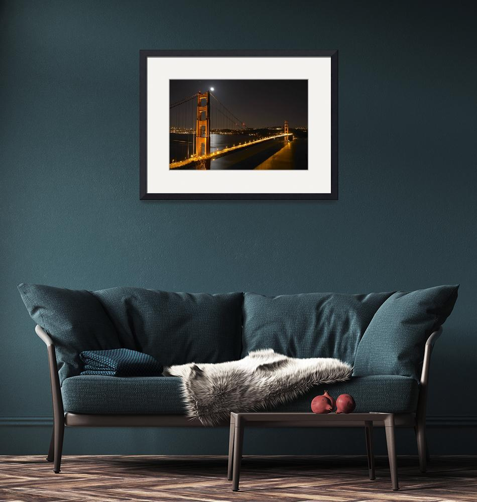 """""""Golden Gate""""  (2006) by maque"""