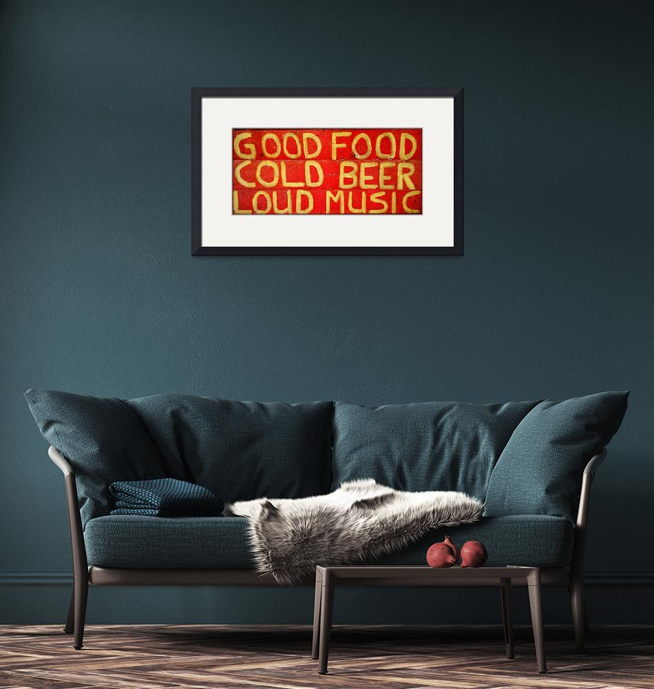"""""""Good Food""""  (2016) by Michelle1991"""