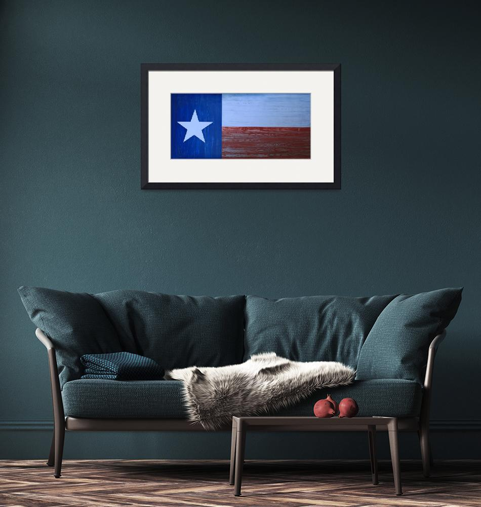 """""""Texas Pride II""""  (2008) by PaulHuchton"""
