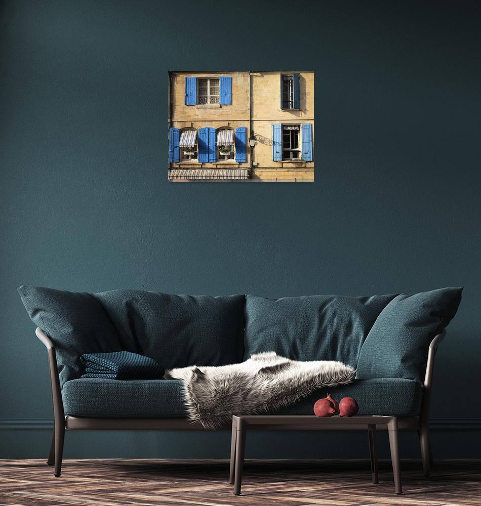 """Arles Windows""  (2007) by Inge-Johnsson"