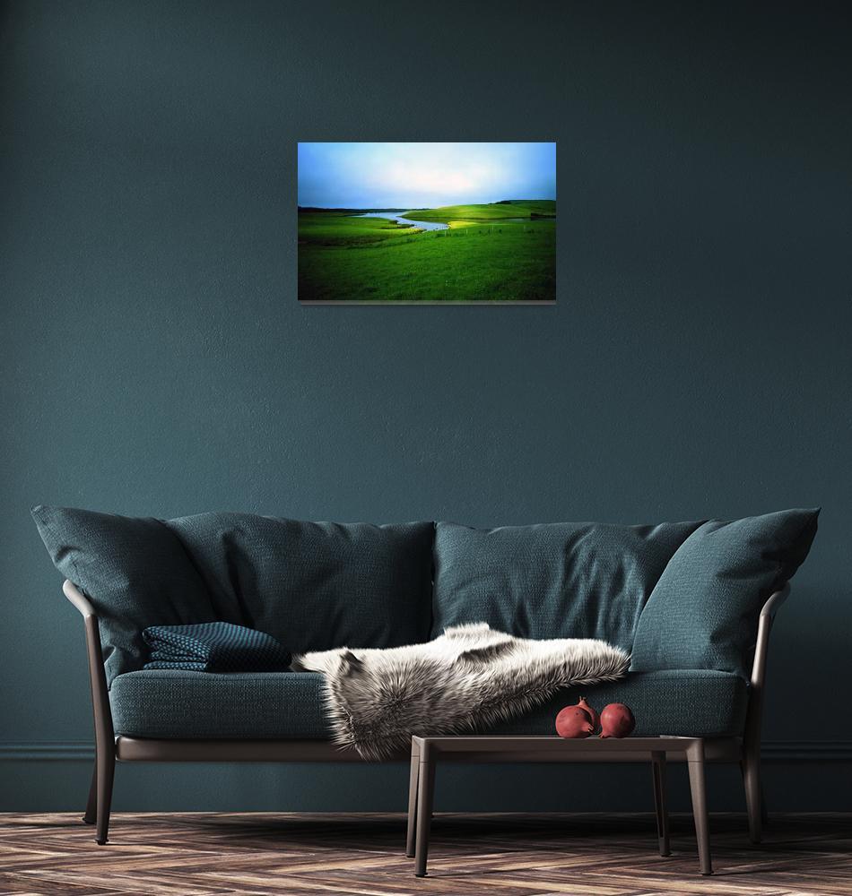 """Clean Green NZ""  (2005) by skystudiohawaii"