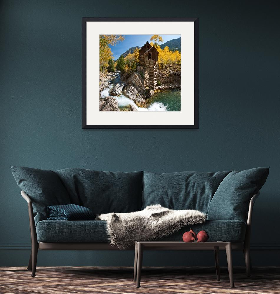 """""""The Crystal Mill II""""  by pbk"""