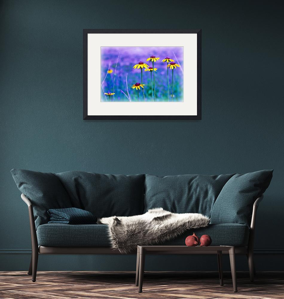 """""""flowers for monet""""  by whidbychick"""