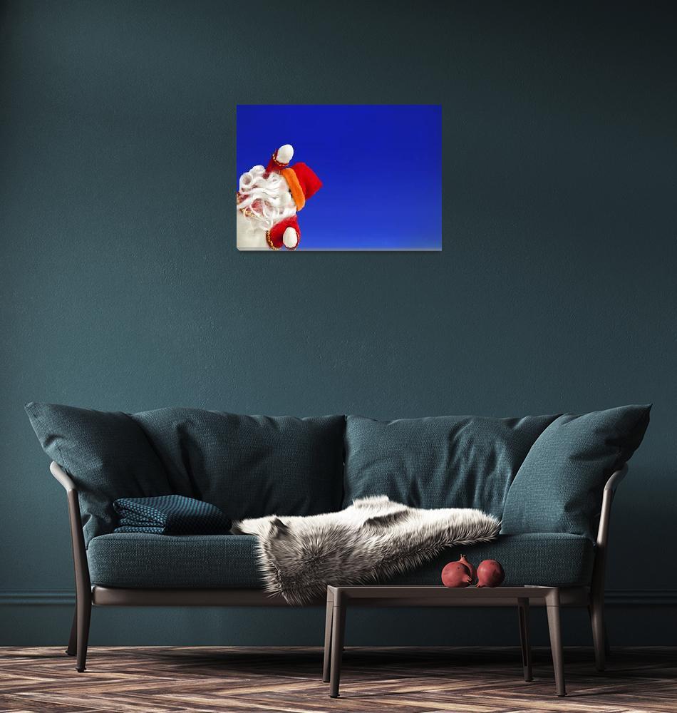 """Hello Santa Claus 1""  by fotofollia"