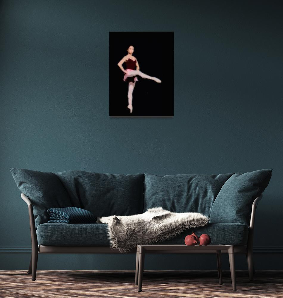 """""""Ballet""""  (2008) by storeartwork"""