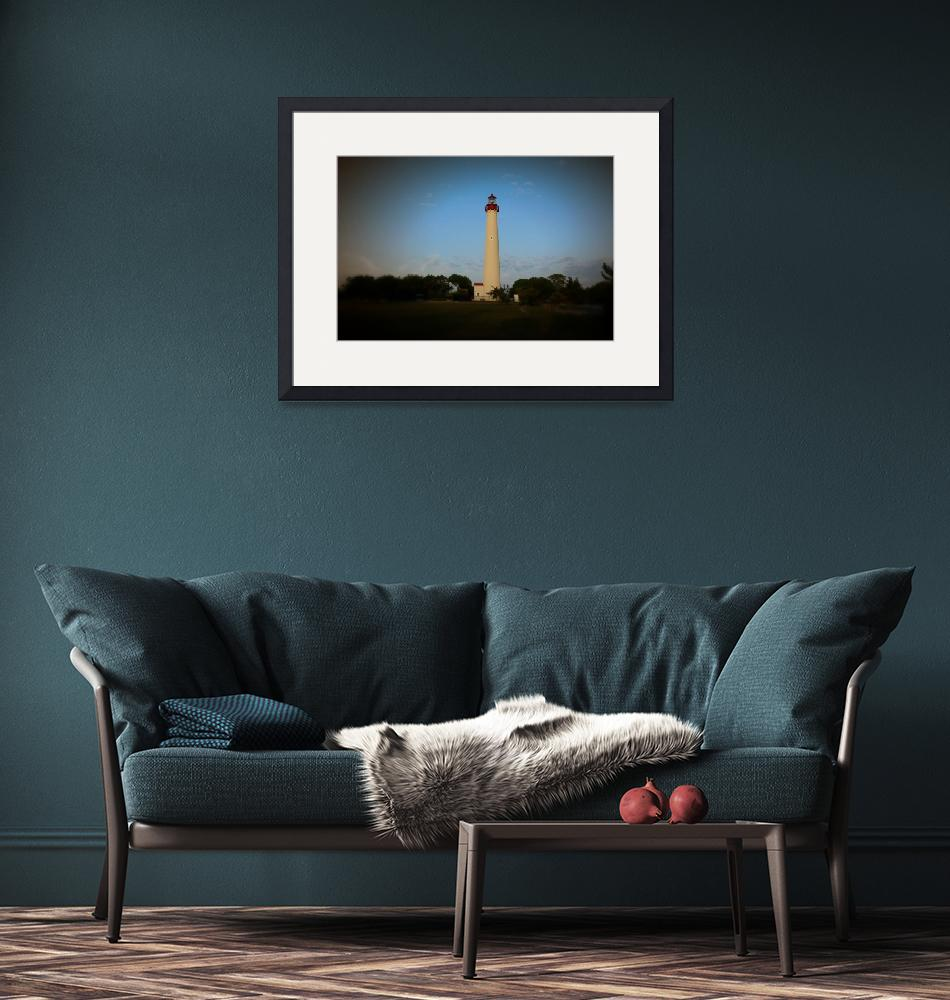 """""""Cape May Point Lighthouse #44""""  (2010) by lensnation"""