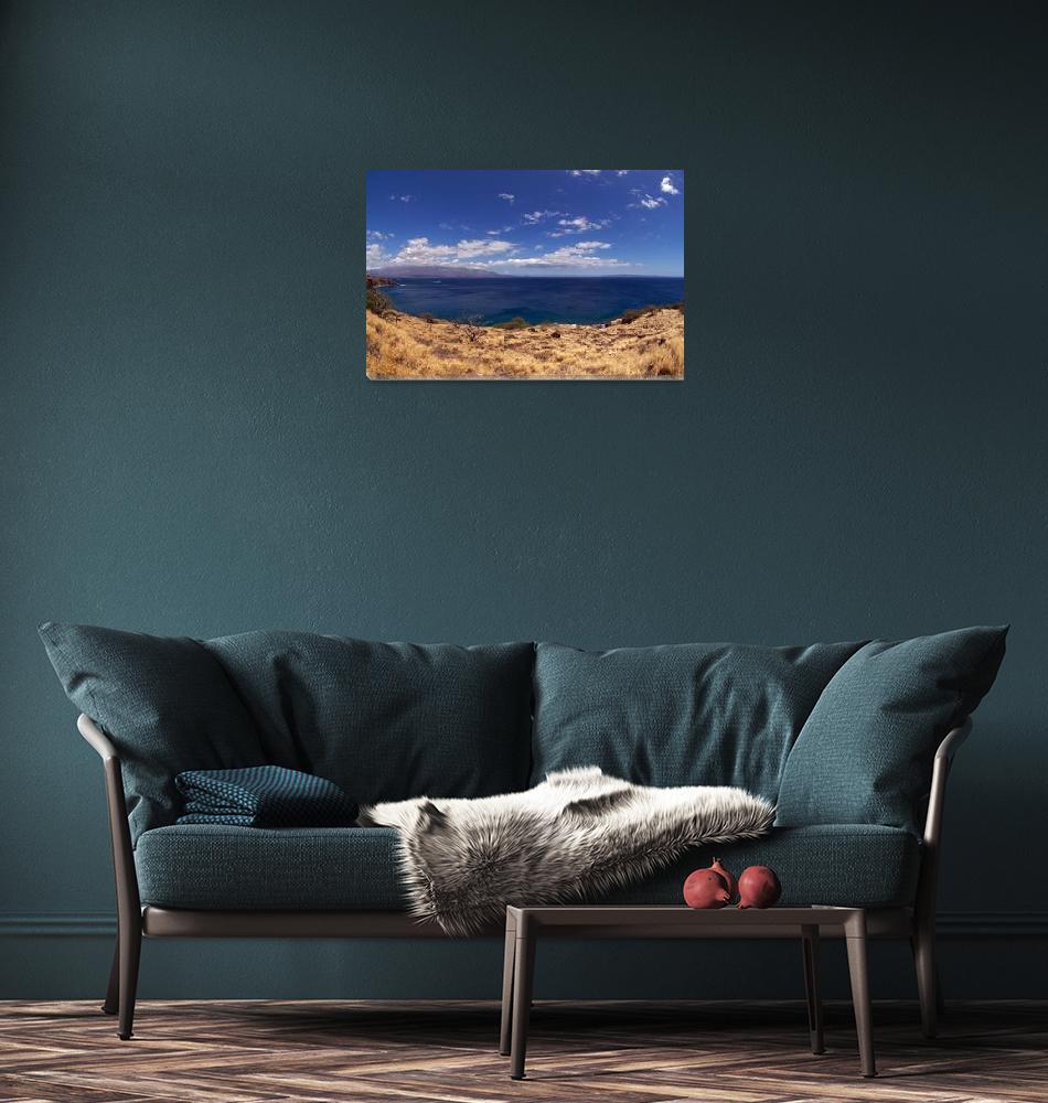 """Panorama Maui 1""  by sabreentertainment"