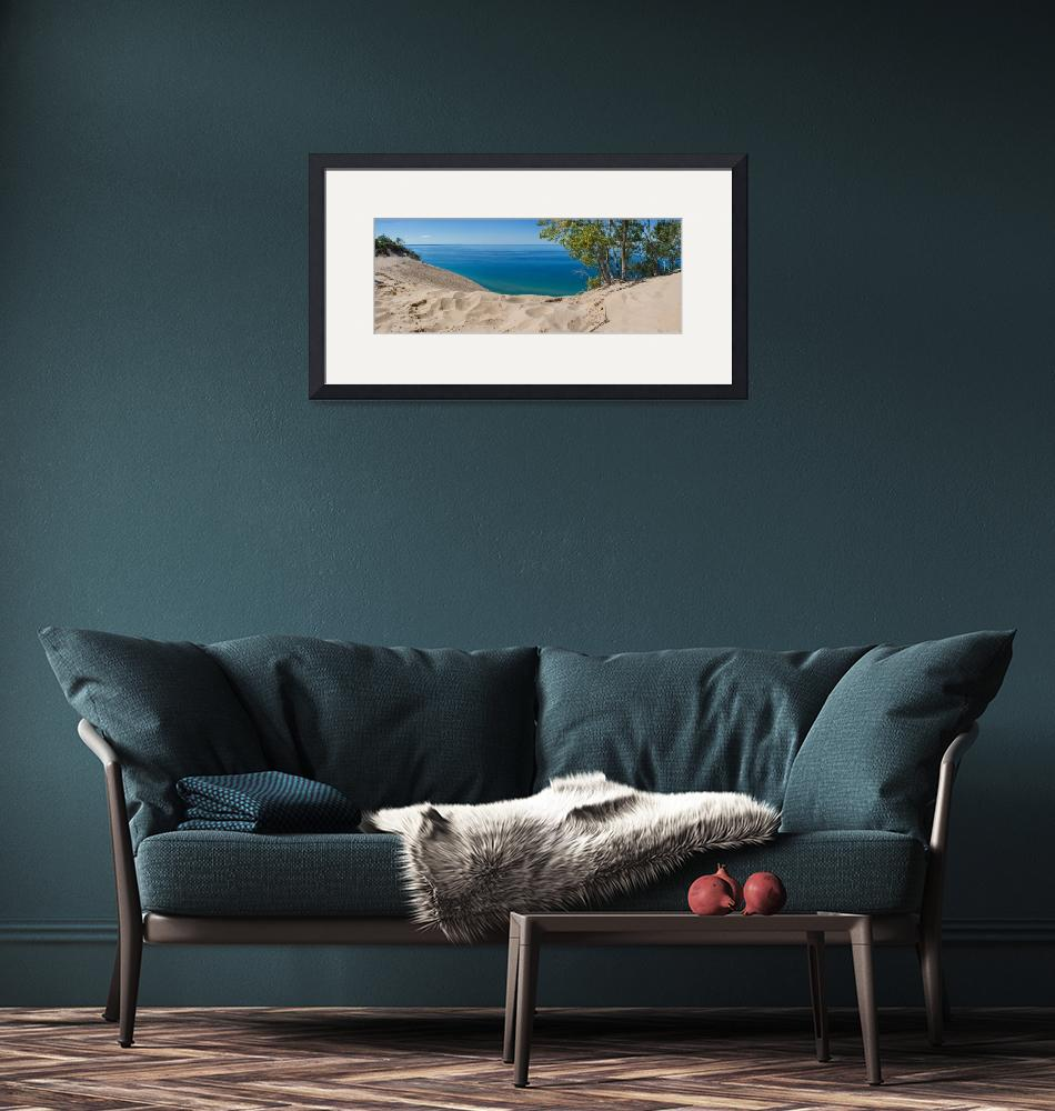 """Sleeping Bear Dunes""  by North22Gallery"
