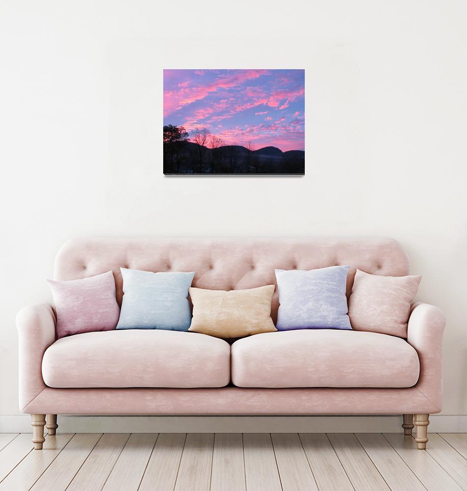 """""""Beautiful Sunrise 6""""  (2009) by Whittier"""