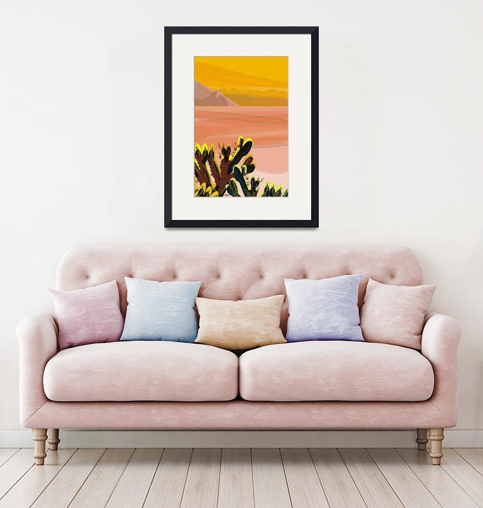 """""""Cholla""""  (2019) by charker"""