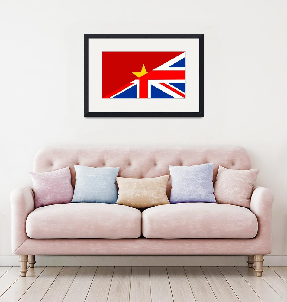 """vietnam uk""  by tony4urban"