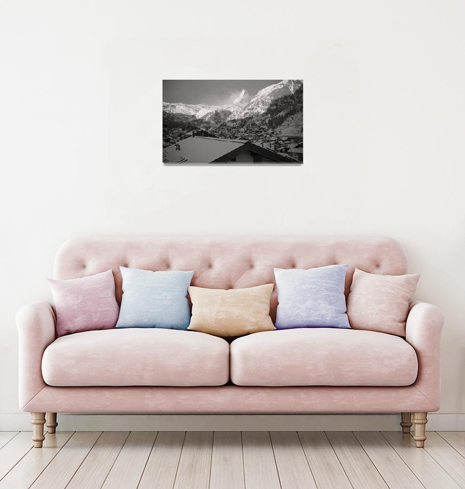 """""""zermatt, switzerland 32""""  by pabulum"""