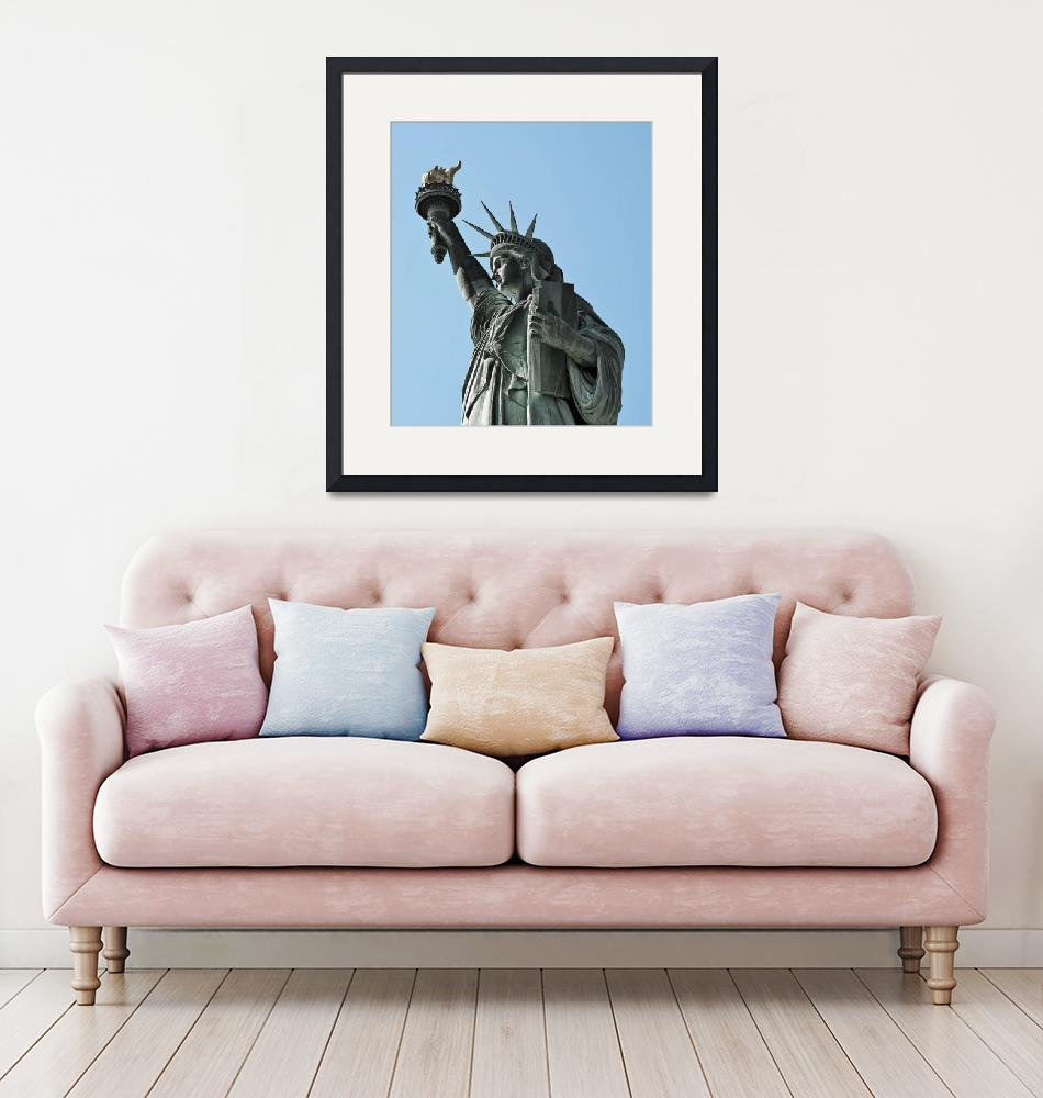 """""""Statue of Liberty""""  (2009) by New-Yorkled"""