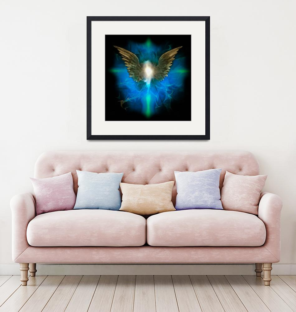 """""""Angel Wings""""  (2019) by rolffimages"""