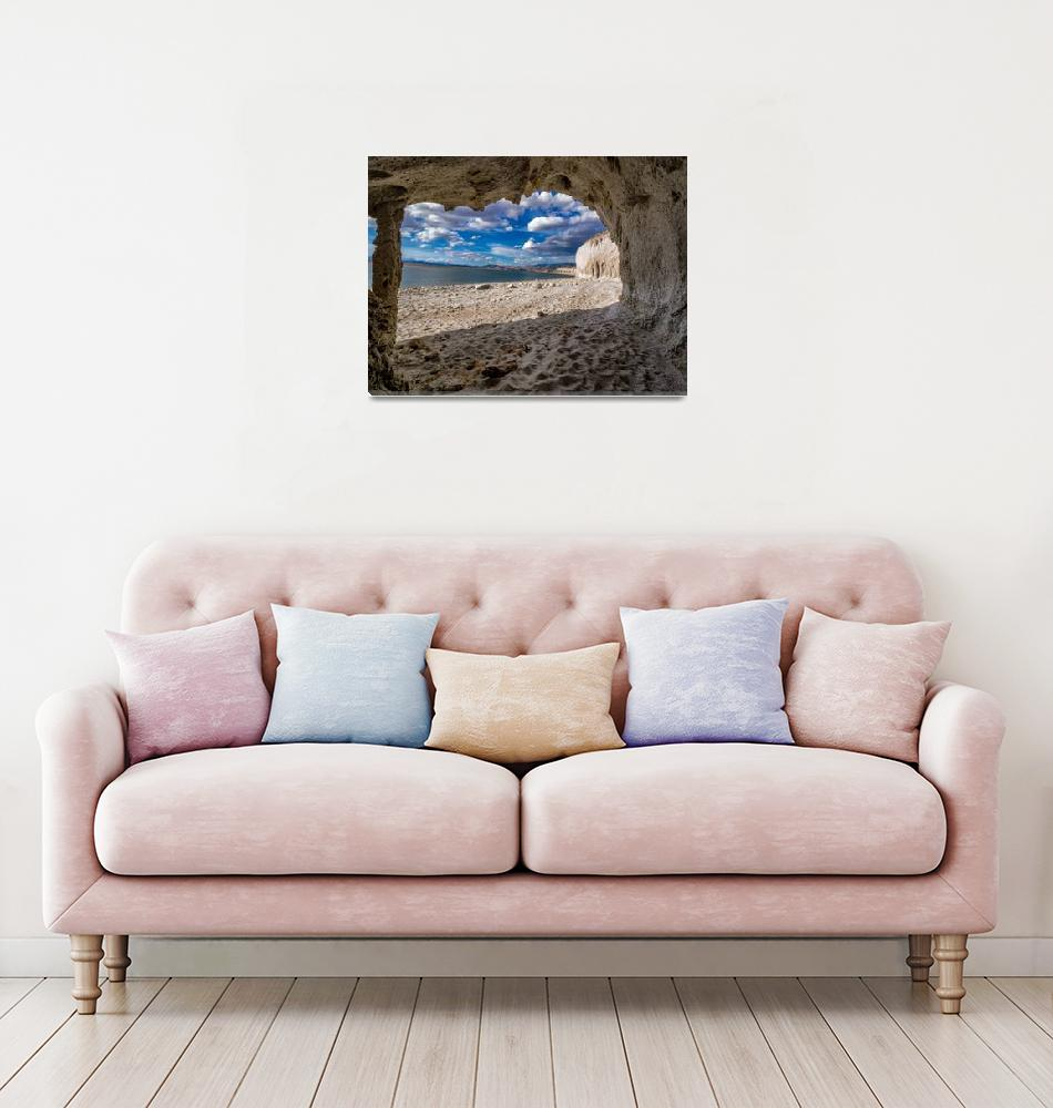 """Crowley Lake View""  (2016) by Michele"
