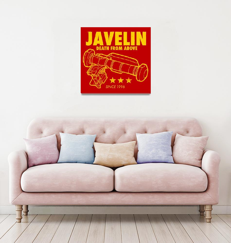 """javelin""  (2018) by tobias1969"