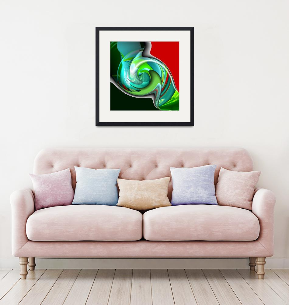 """All Twisted Up""  (2008) by ArtPrints"