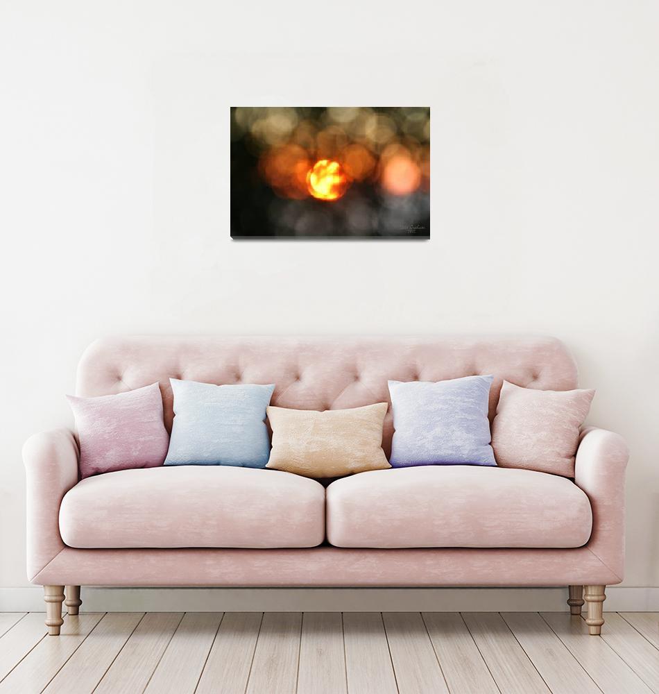 """fuzzy sunset""  by artfilmusic"