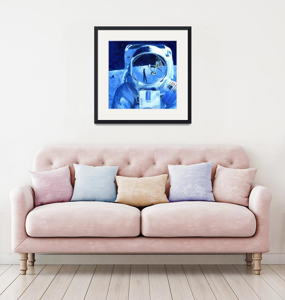 """""""Buzz in Blue""""  by SarahNoble"""