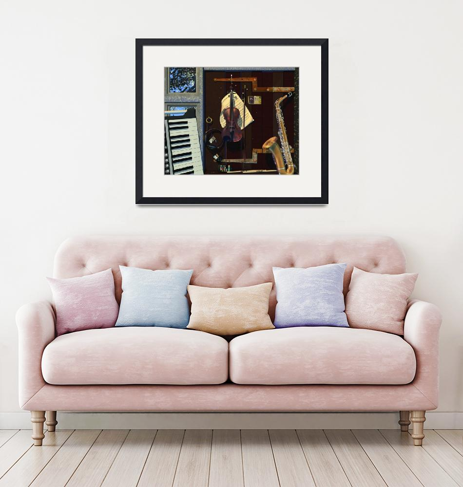 """""""The Music Room""""  (2010) by MrMike"""
